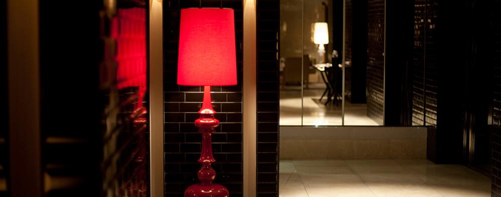 Corridor at Witt Istanbul Hotel